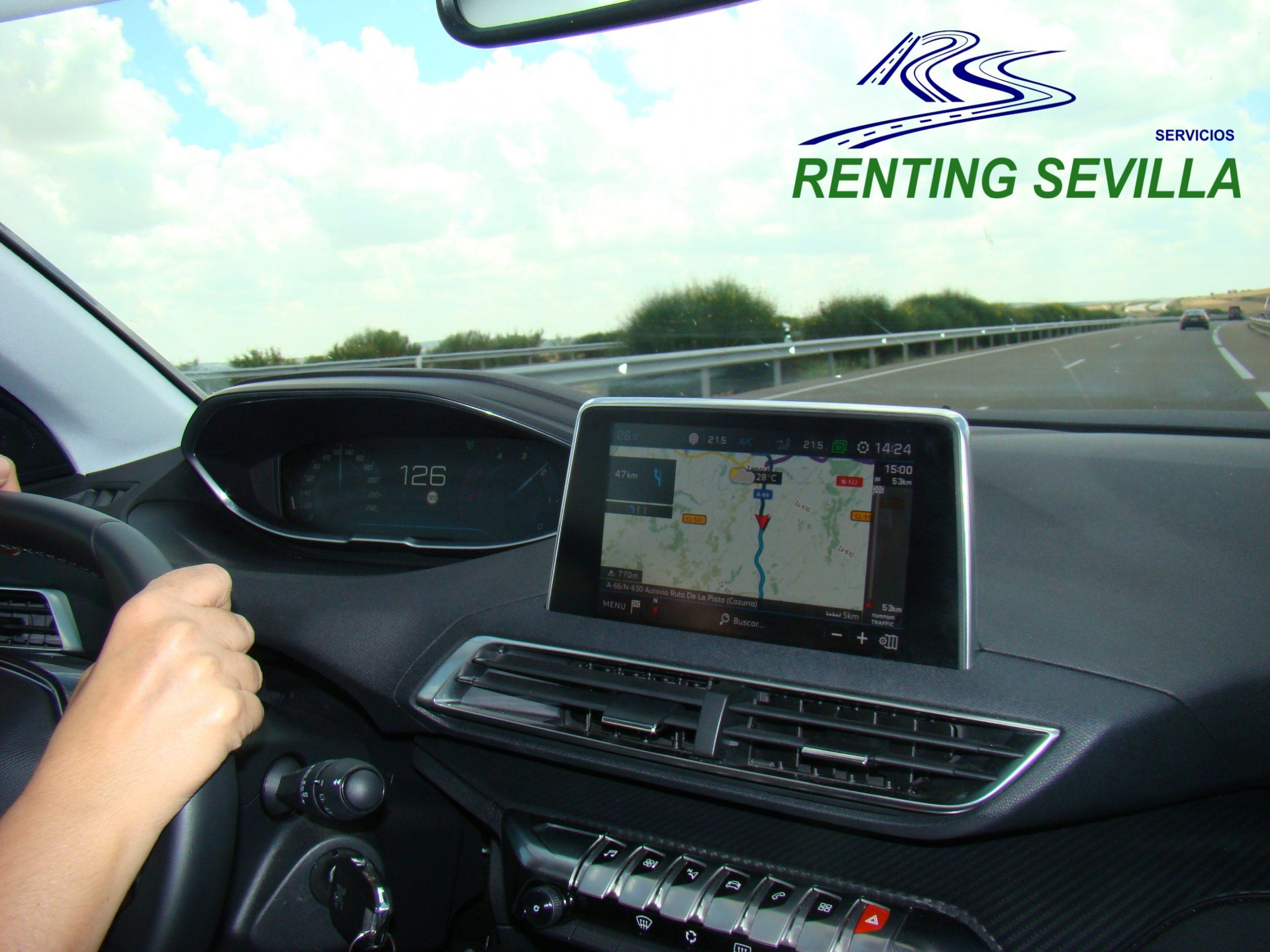 Tecnología Alquiler Renting la mejor combinación para disfrutar tú nuevo vehículo